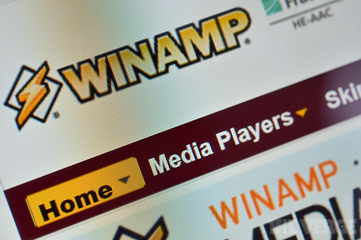 winamp is coming back as an all in one music player the verge