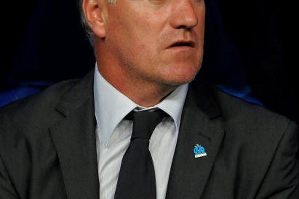 Didier Deschamps photo via getty images