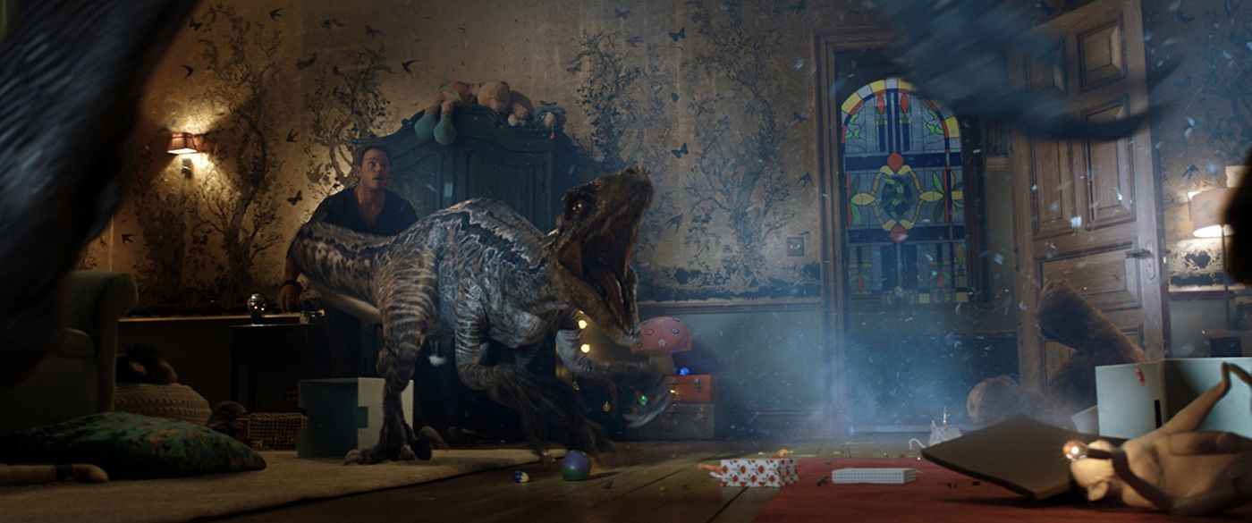 Jurassic World: Fallen Kingdom review: feel-bad blockbuster