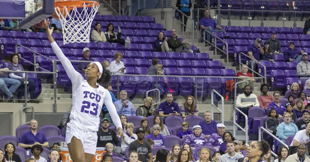 TCU Women's Basketball remains unranked. And that's a travesty.