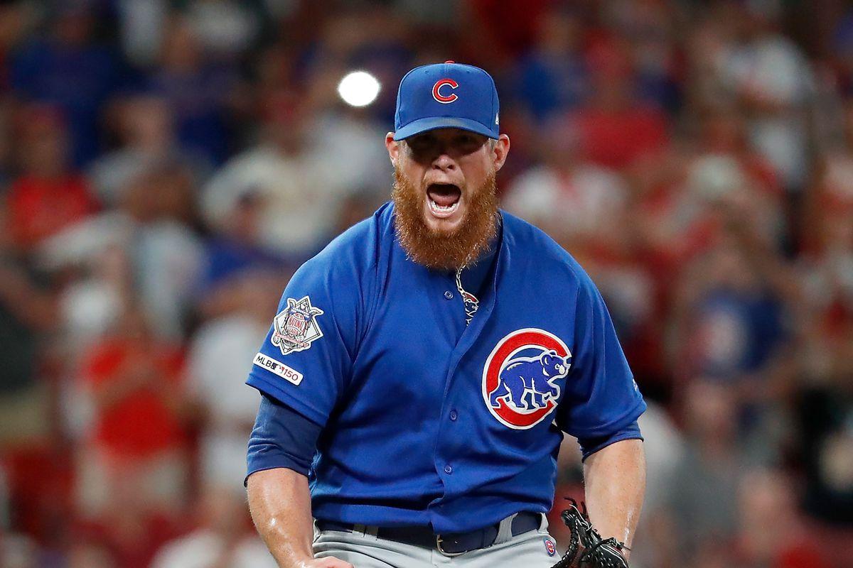 Cubs put closer Craig Kimbrel on injured list