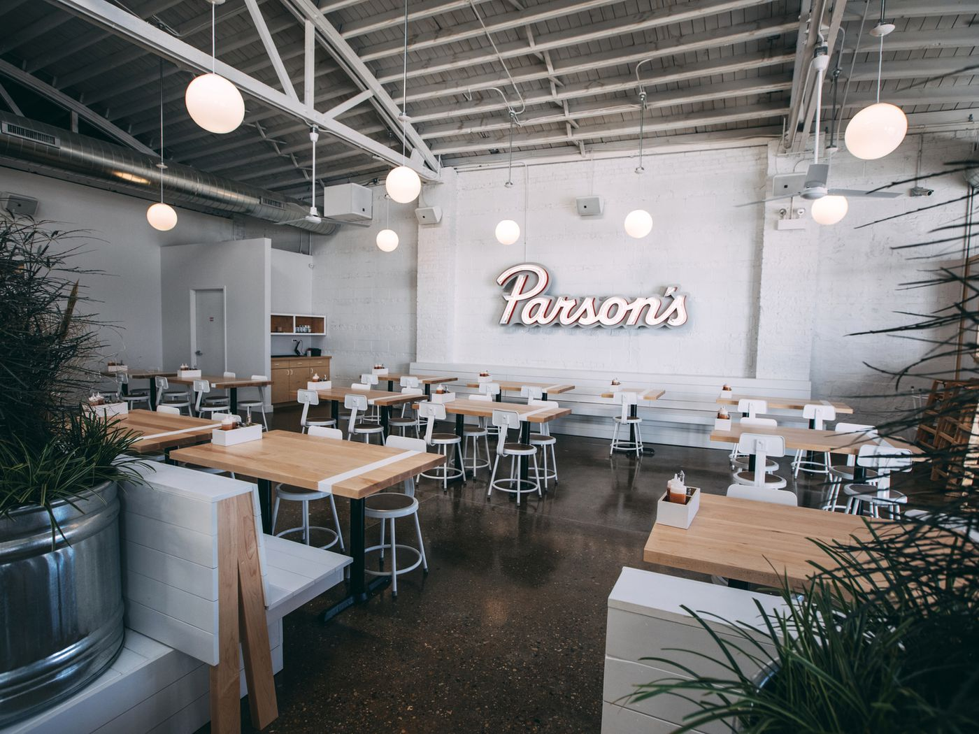 Parson's Chicken & Fish, Opening Tonight, Will Try to Make
