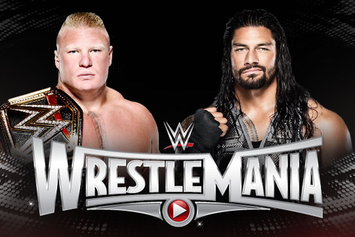 Royal Rumble Pay Per View Is Officially In The Books We Have Our Main Event For WrestleMania 31 Extravaganza Scheduled Sun March 29 2015