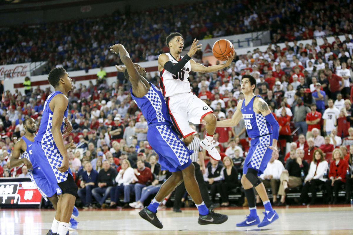Image result for Kentucky vs Georgia basketball Live