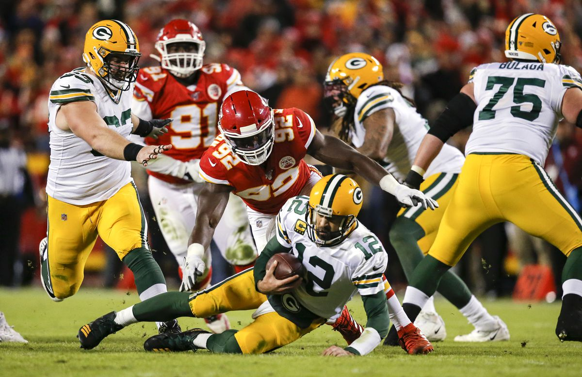 Green Bay Packers vs. Kansas City Chiefs