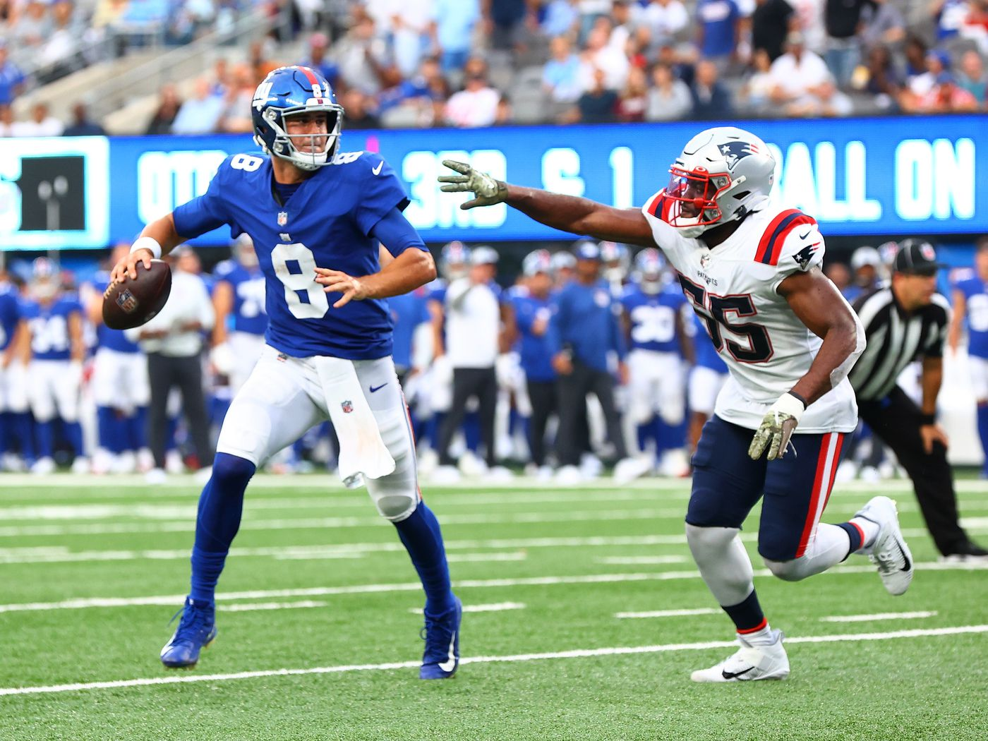 Patriots 20, Giants 20 20 things we learned from the preseason ...