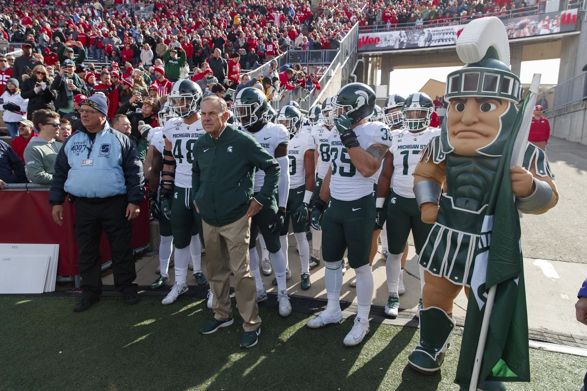 Michigan State Spartans Vs Wake Forest Demon Deacons Game