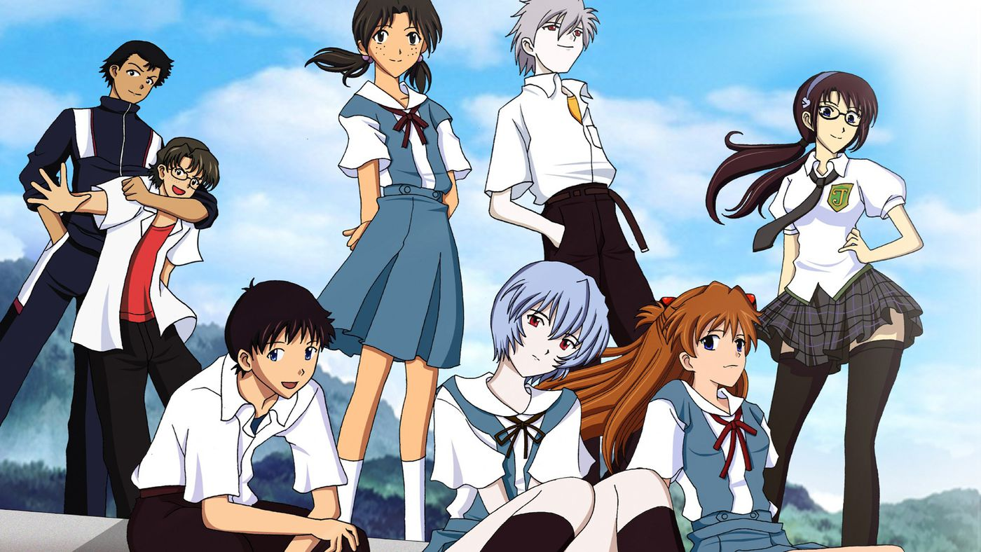 Neon Genesis Evangelion: How to watch the series the correct