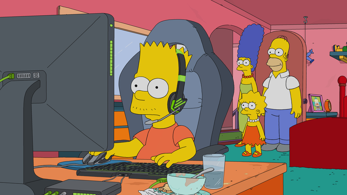 How To Make The Simpsons Play In Its 4 3 Aspect Ratio On Disney Plus Polygon
