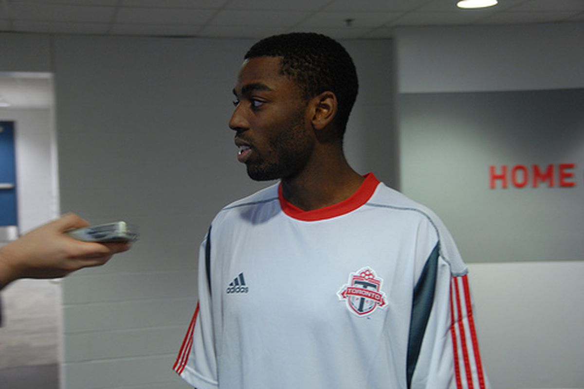Aaron Maund got talking about the first week of pre season with TFC.