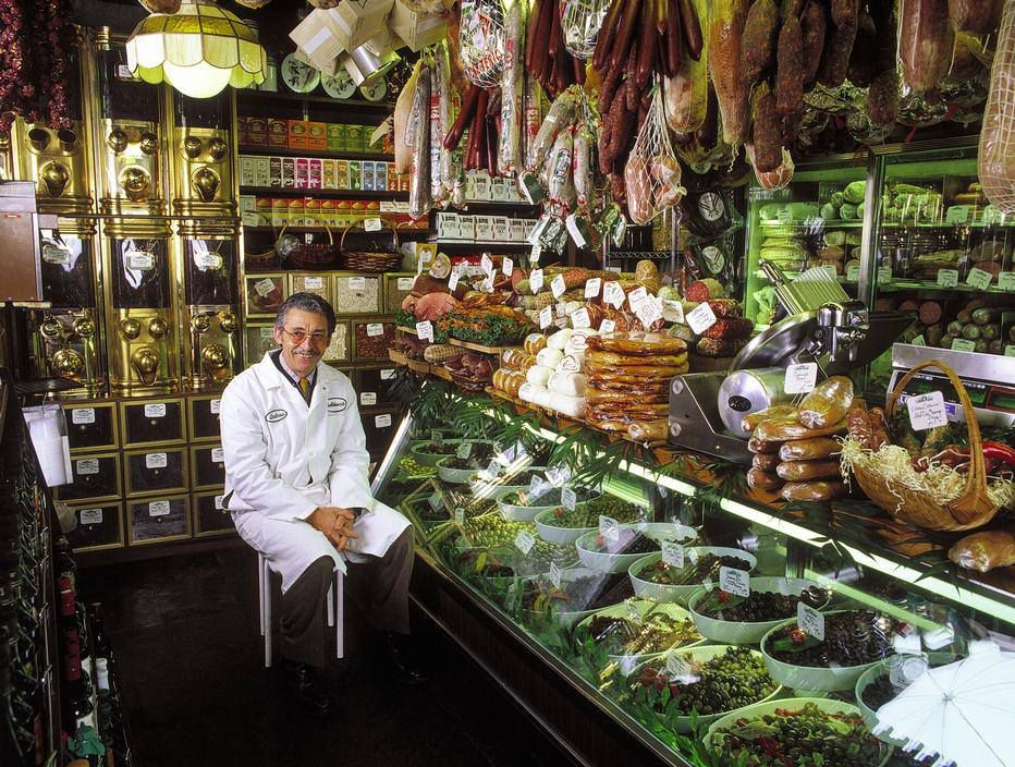 Local Grocery Titan Andrew Balducci Dies - Eater NY
