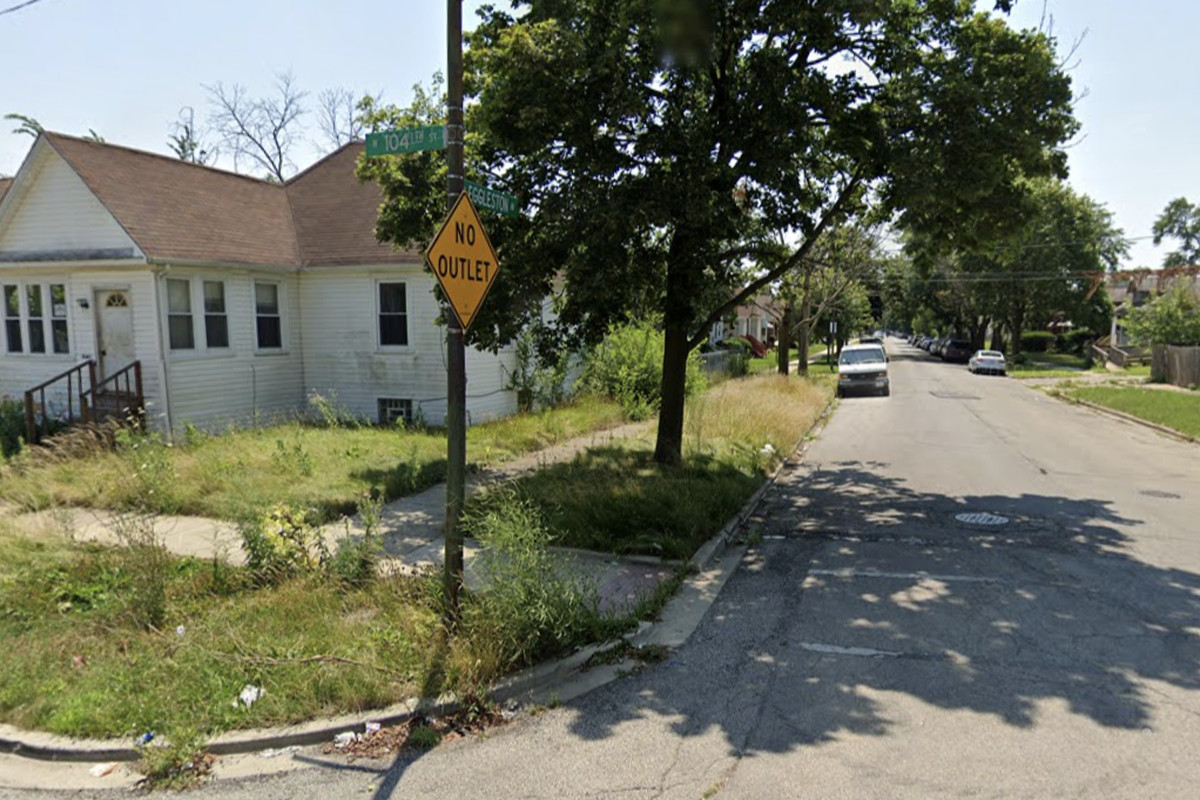 A person was found fatally shot June 4, 2020, in the 10400 block of South Eggleston Avenue.