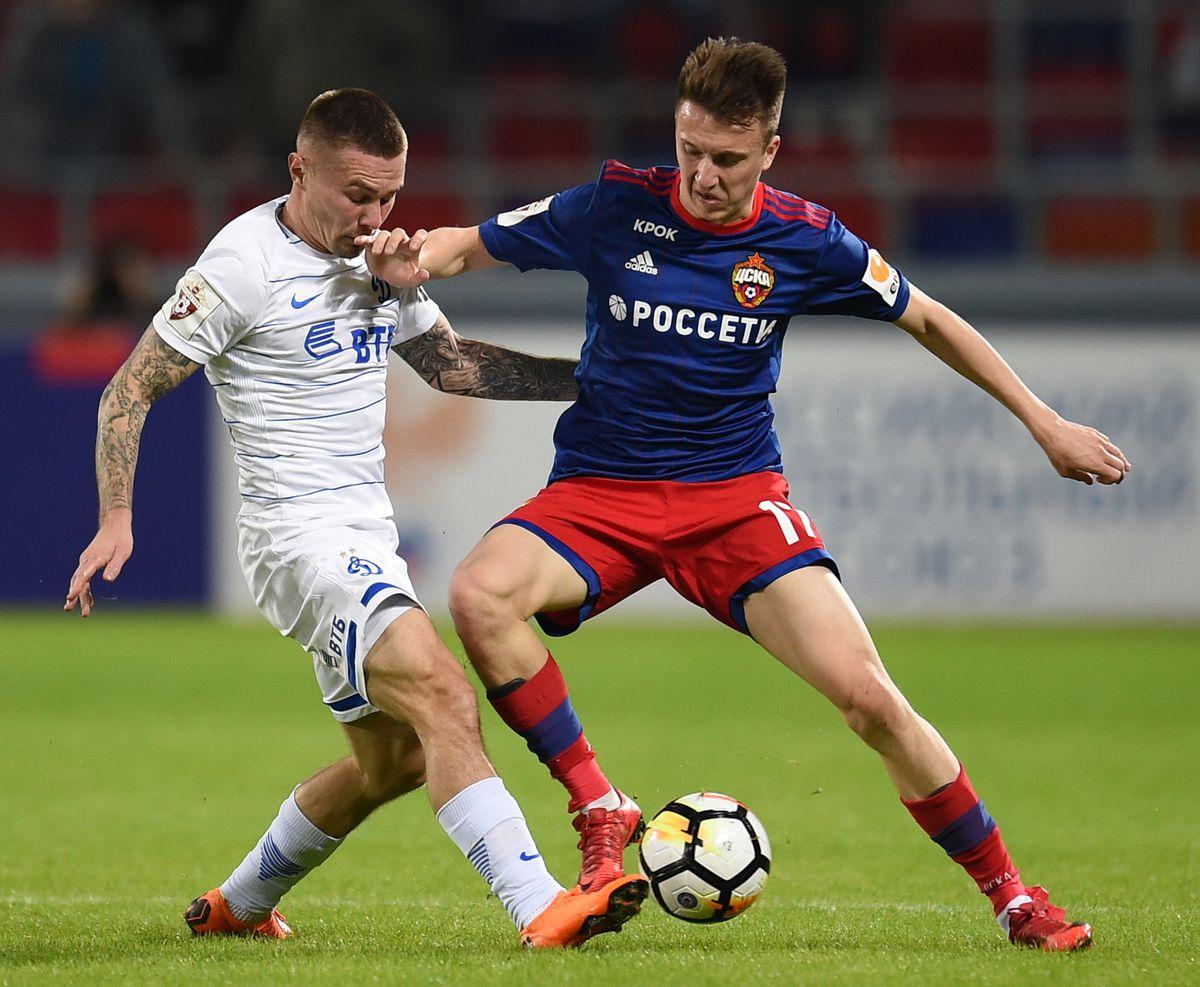 PFC CSKA Moscow vs FC Dinamo Moscow - Russian Premier League