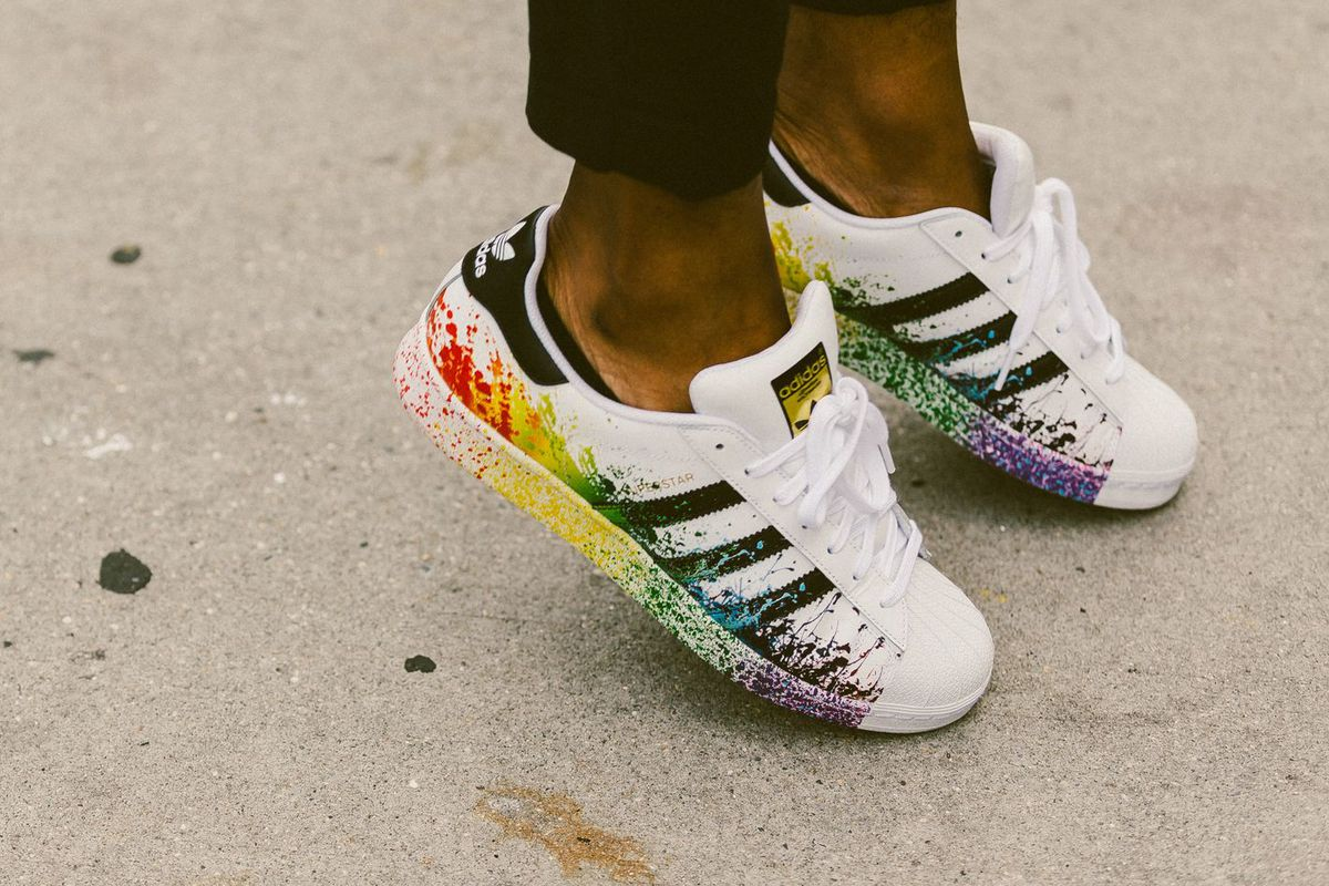 adidas shoes superstar rainbow, Adidas originals joggers