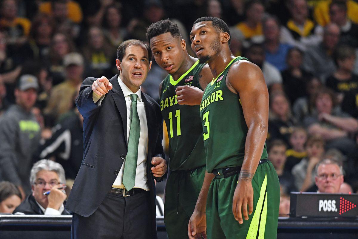 NCAA Basketball: Baylor at Wichita State