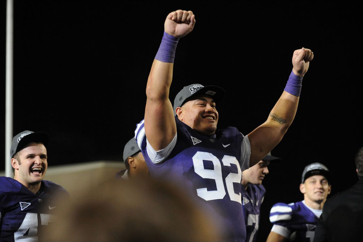 Remember Vai Lutui? Matt Seiwert will inherit his jersey number, but it will be a few seasons before he can fill Lutui's considerable shoes.
