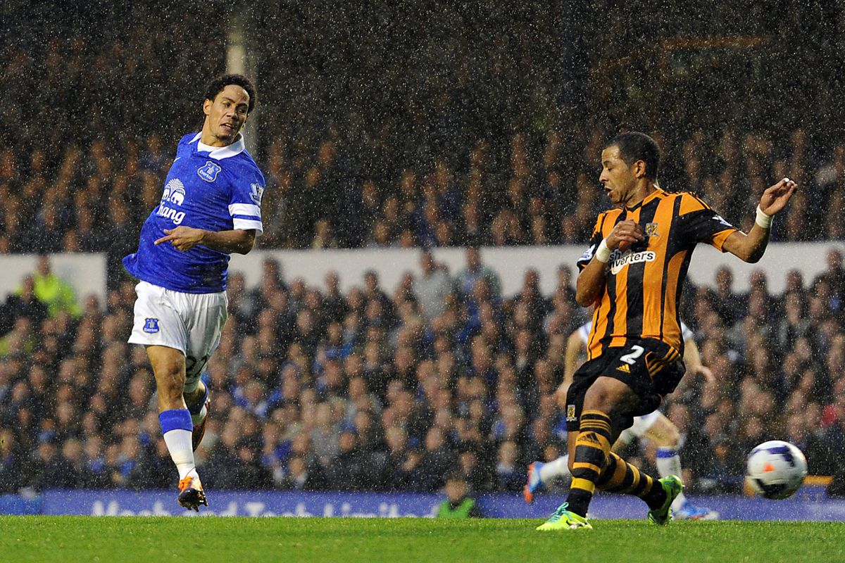 Steven Pienaar set to make his return - can he have much impact as he did in the reverse fixture?