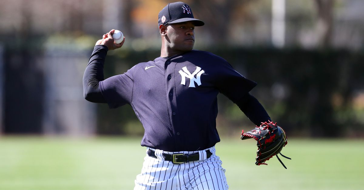 The Yankees should try to add more arms after Luis Severino's injury