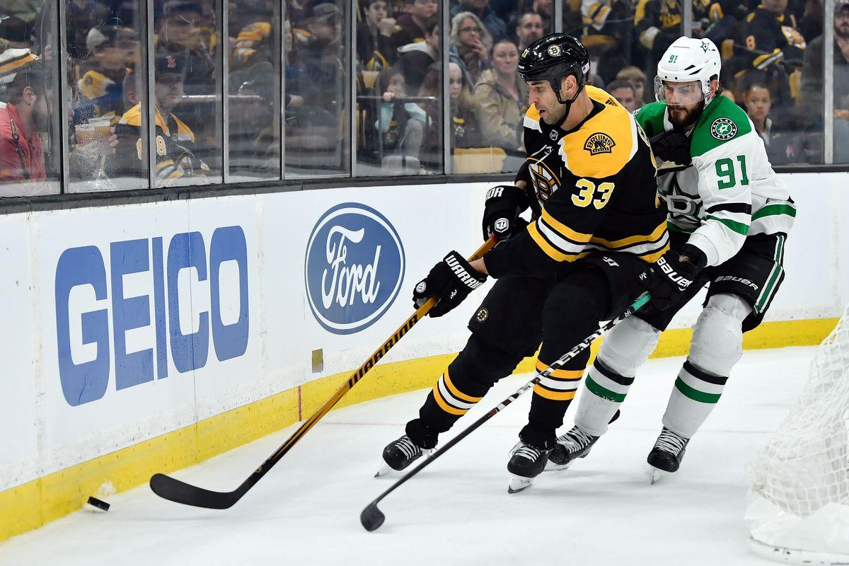 NHL: Dallas Stars at Boston Bruins