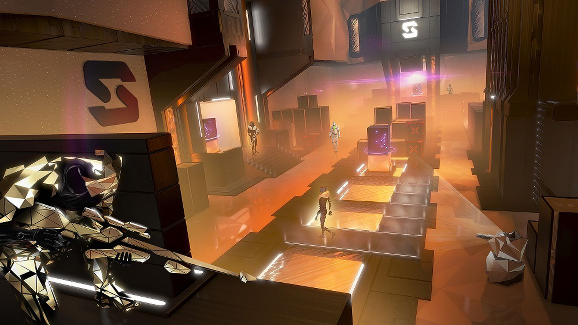 Deus Ex: Mankind Divided takes a new direction | Polygon