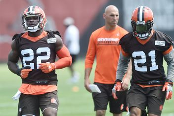 bd4d5401e87 Cleveland Browns Training Camp 2018: Special Teams Preview (Return Game)