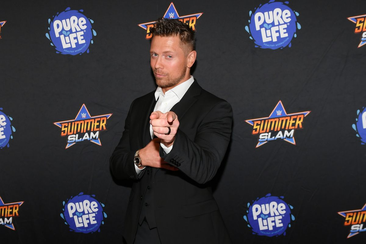 WWE SummerSlam After Party Red Carpet