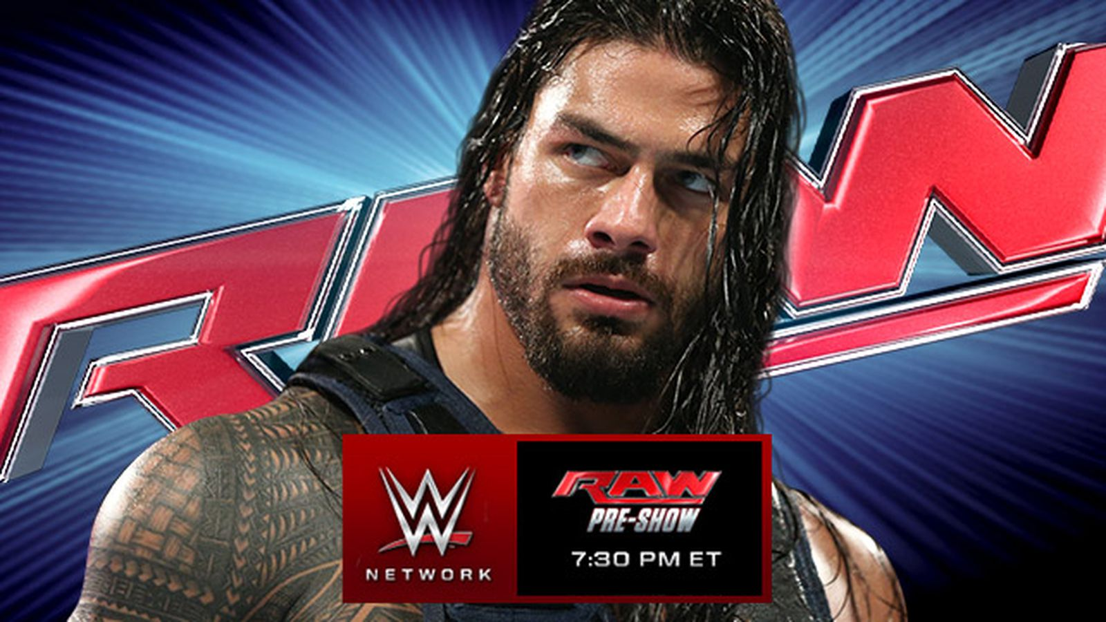 Wwe Raw Results Live Blog Oct 6 2014 Roman Reigns
