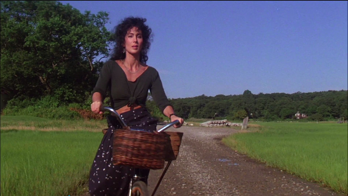 Scene from 'The Witches of Eastwick'