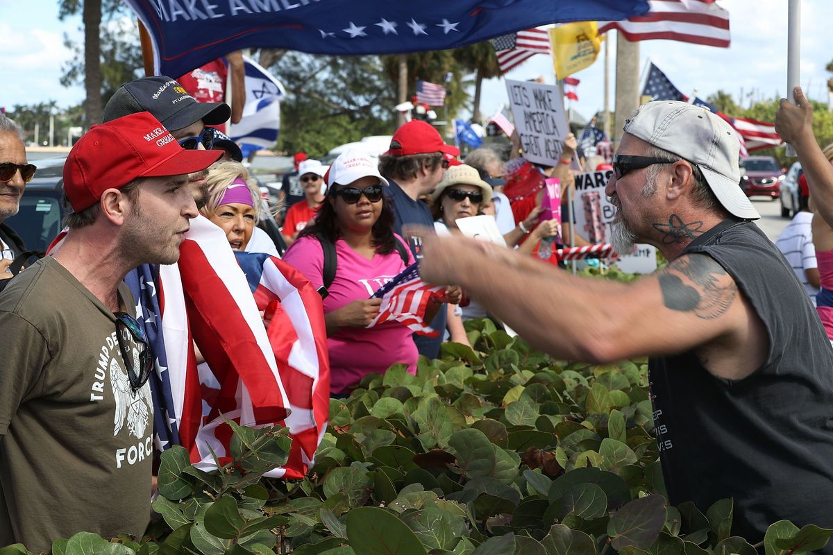 Trump Supporters Hold Rallies Across The U.S.