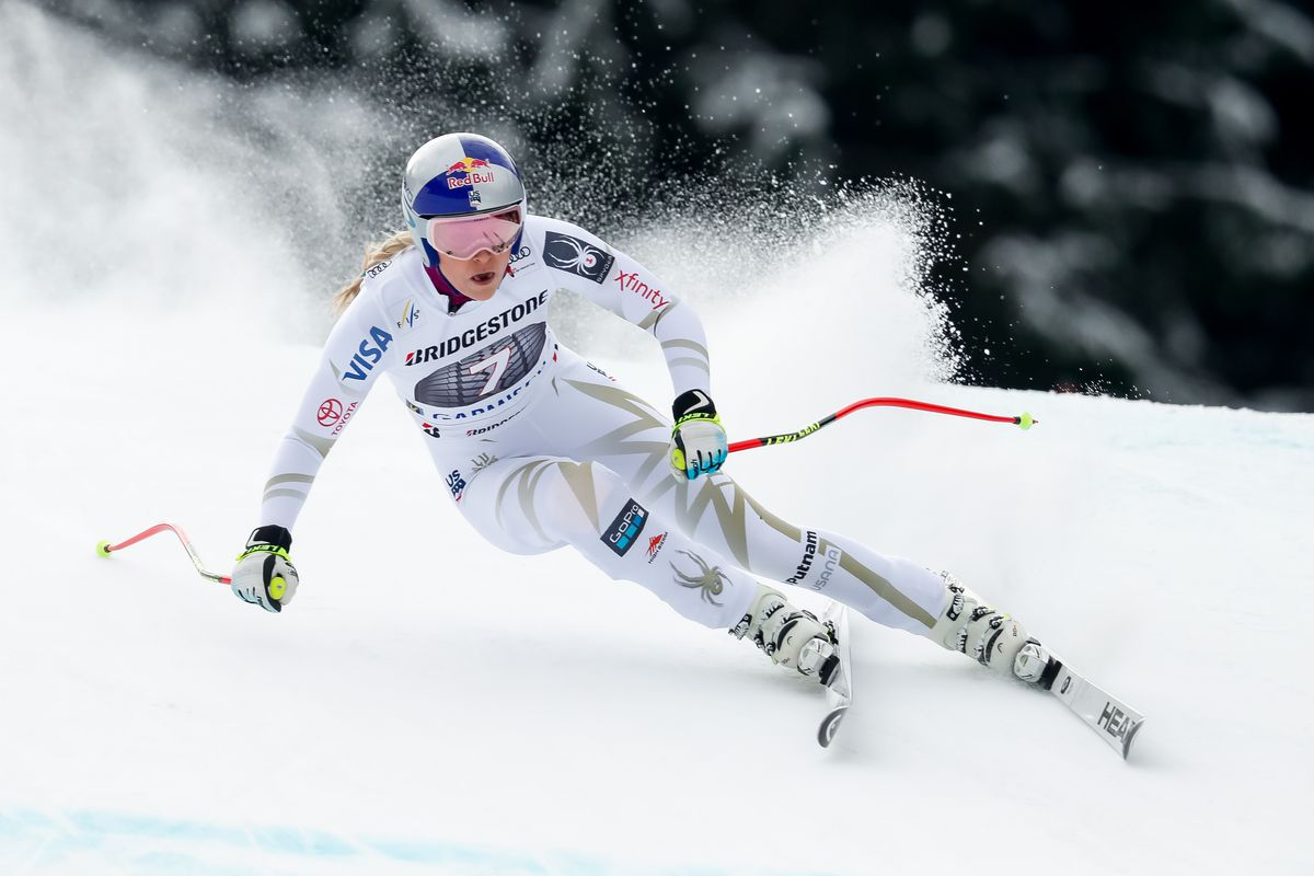 Alpine Skiing Downhill At The 2018 Winter Olympics Time
