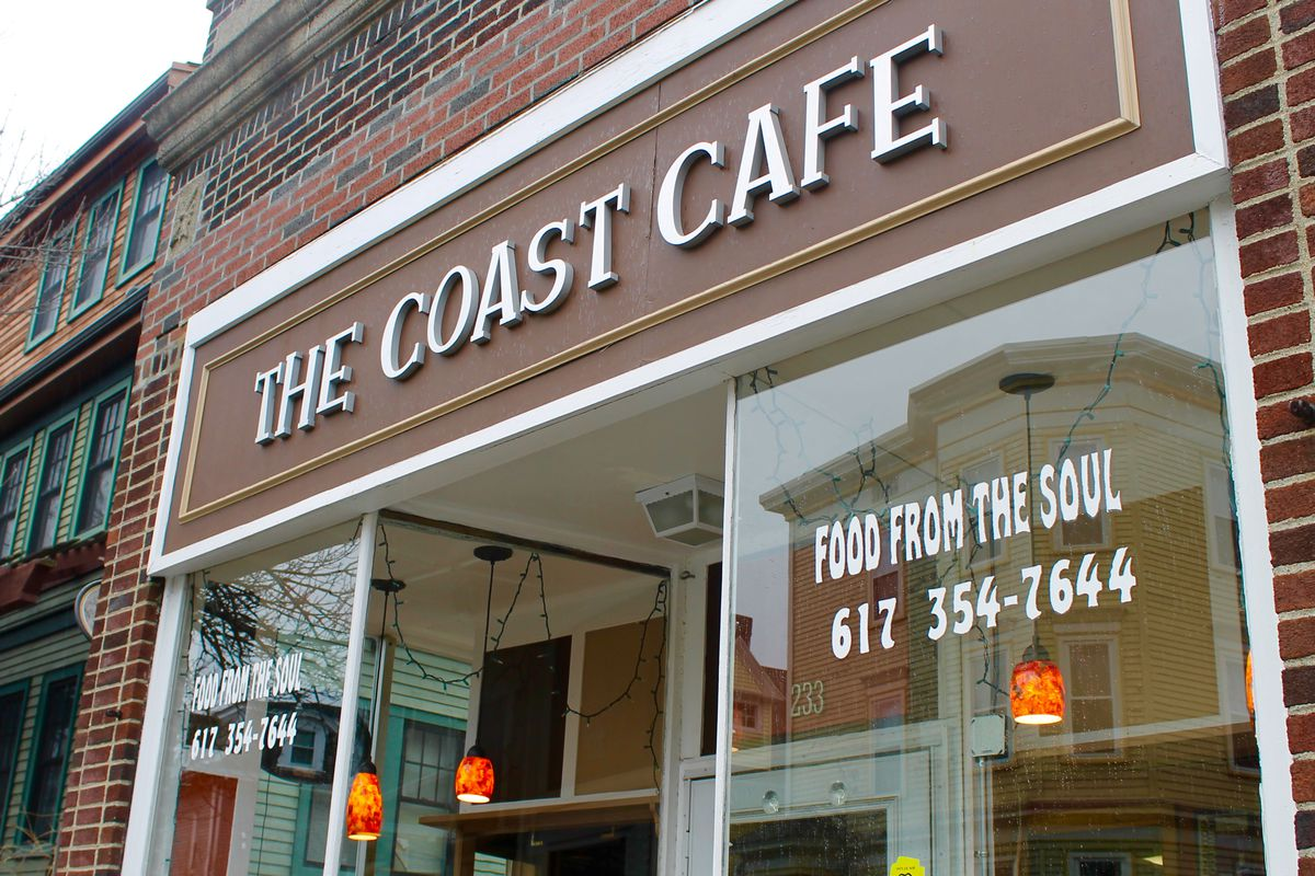 The Coast Cafe in Cambridge