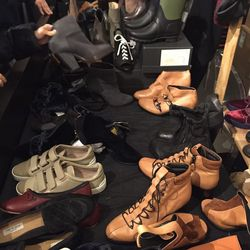 All the one-off shoes