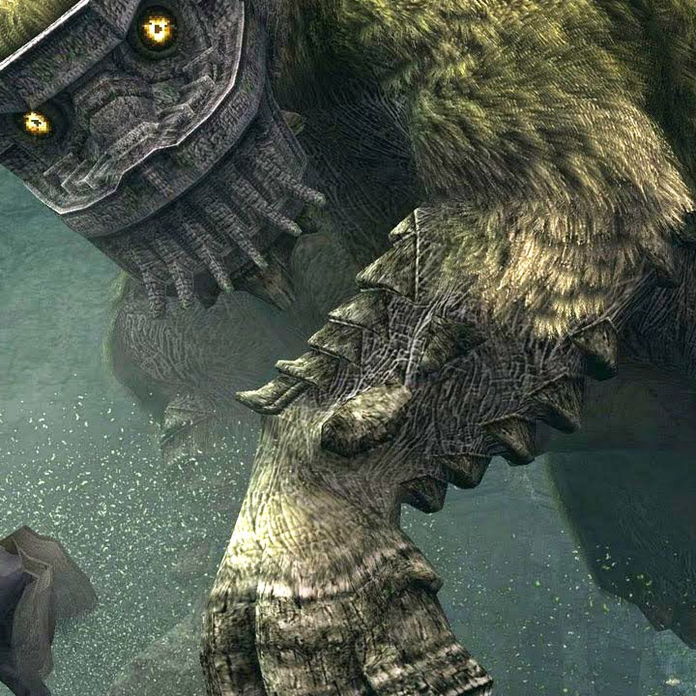 Shadow Of The Colossus Guide How To Beat 2nd