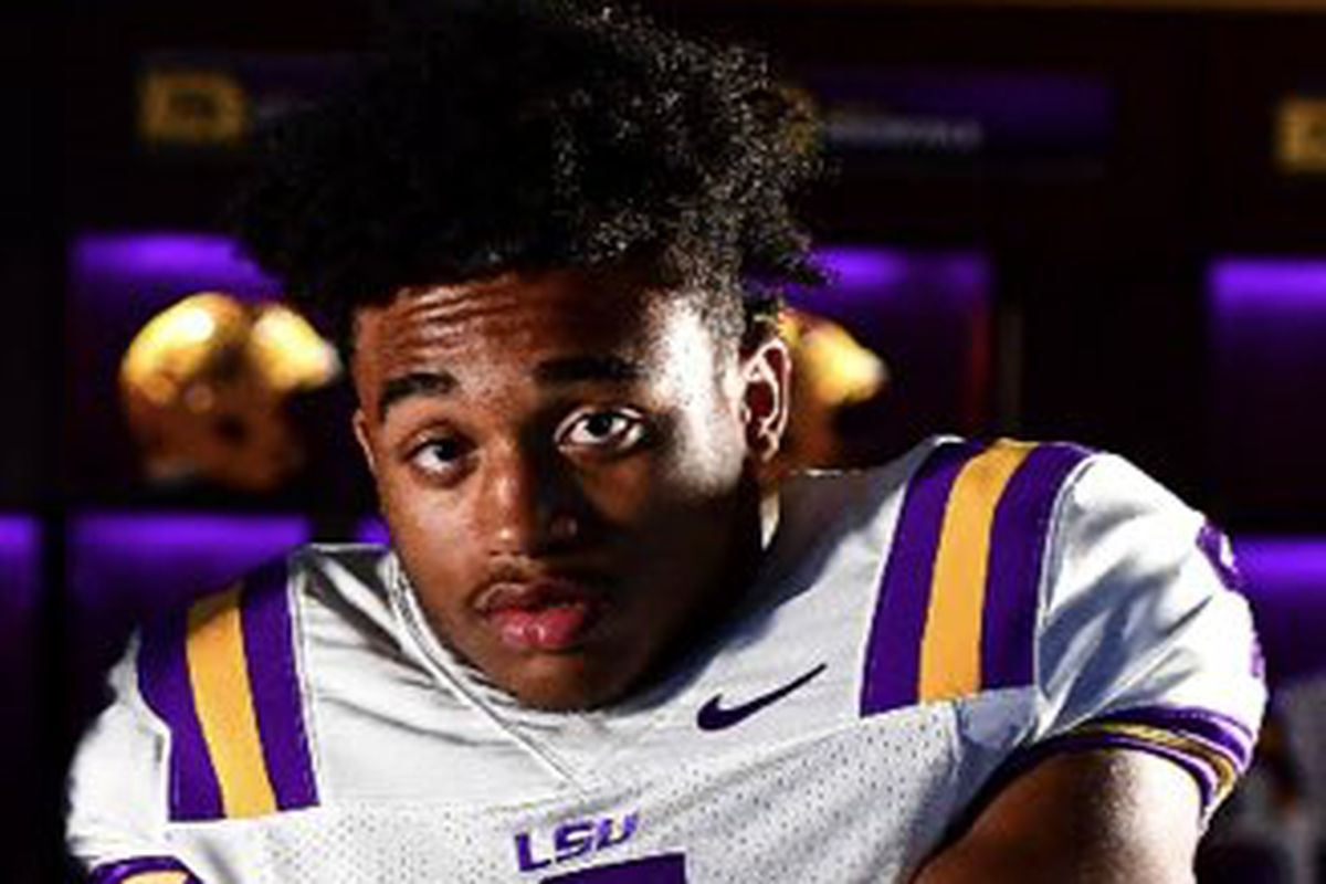 Five-Star Running Back John Emery Commits to LSU - And The ...