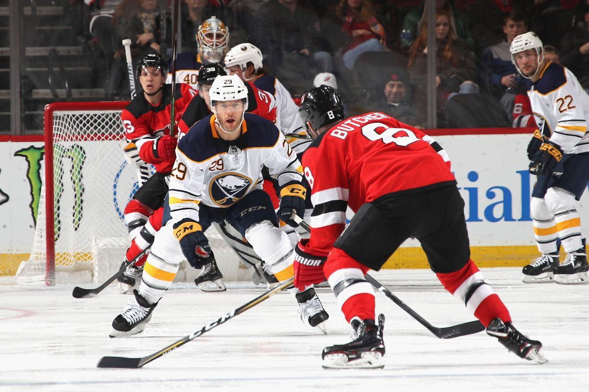 separation shoes d3eaa 3f89b Gamethread #77 of 82: New Jersey Devils vs. Buffalo Sabres ...
