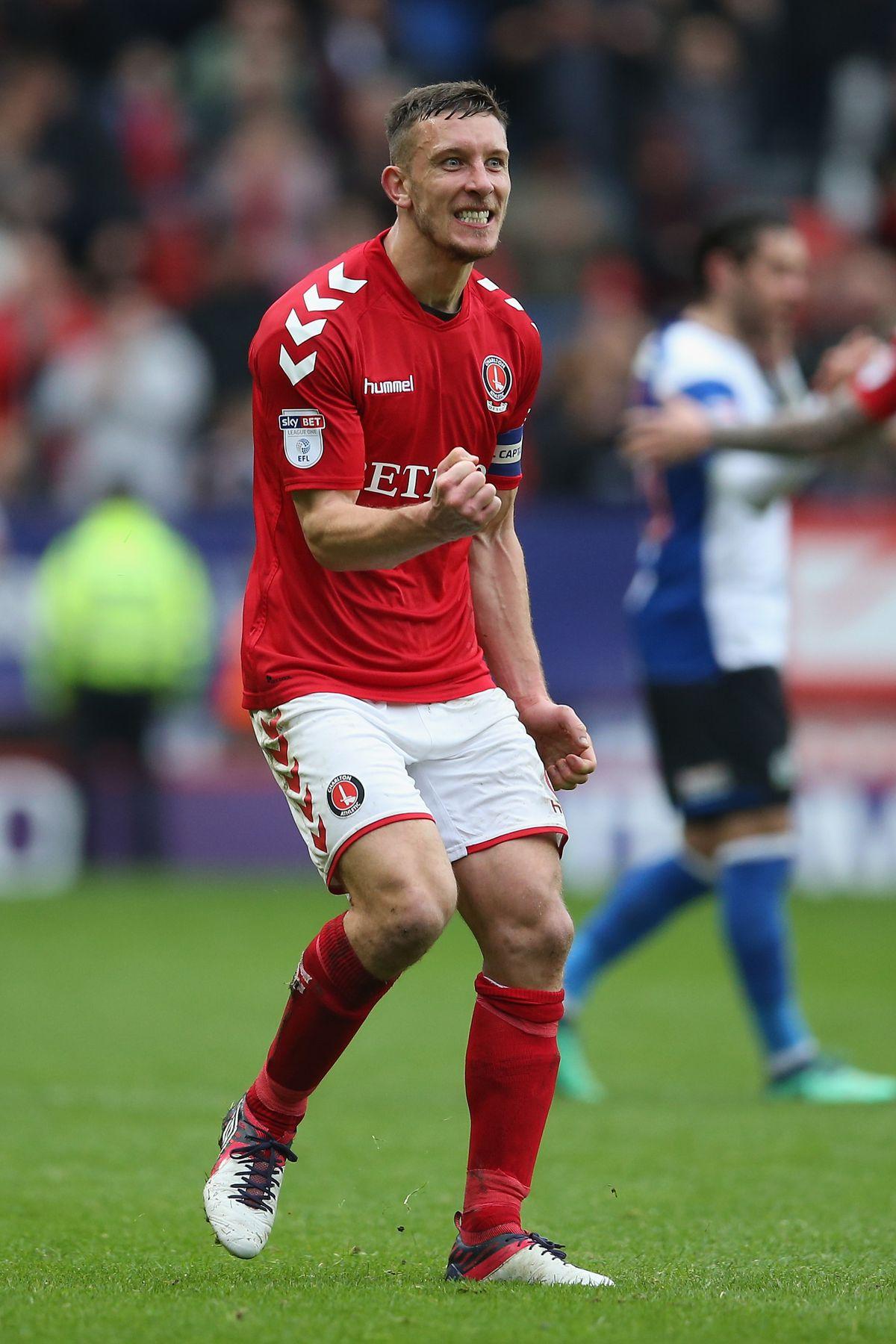 Charlton Athletic v Blackburn Rovers - Sky Bet League One