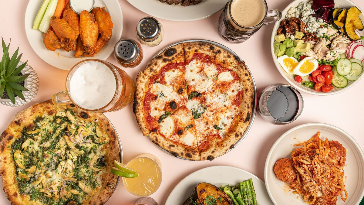 LA Restaurant Pitfire Pizza Returns to Roots With Redone Valley ...