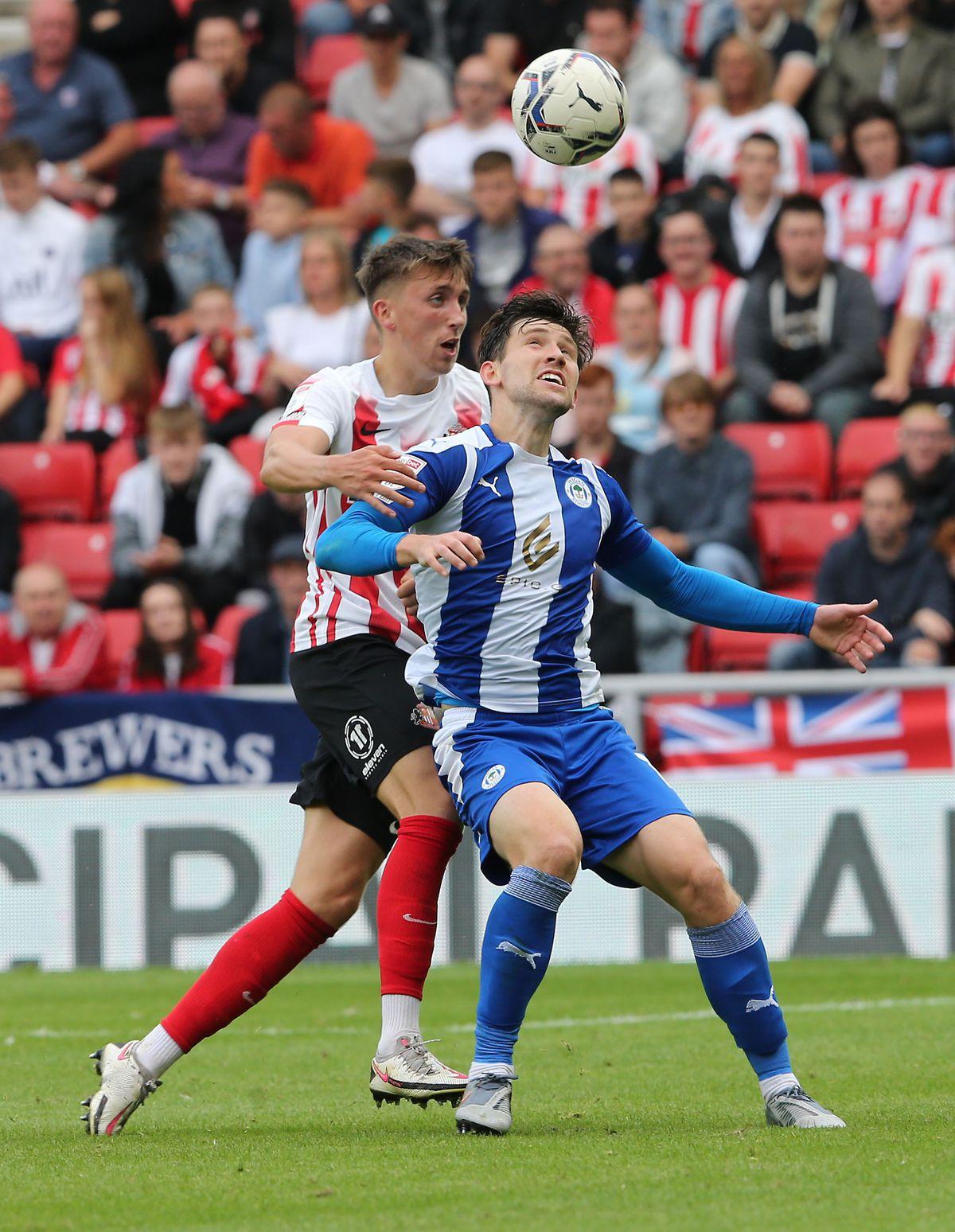 Sunderland v Wigan Athletic - Sky Bet League One