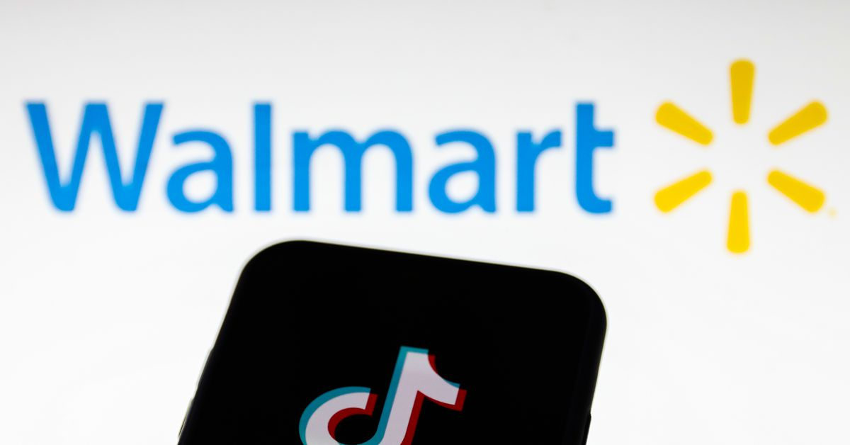 Why Walmart thinks TikTok is the future of its business