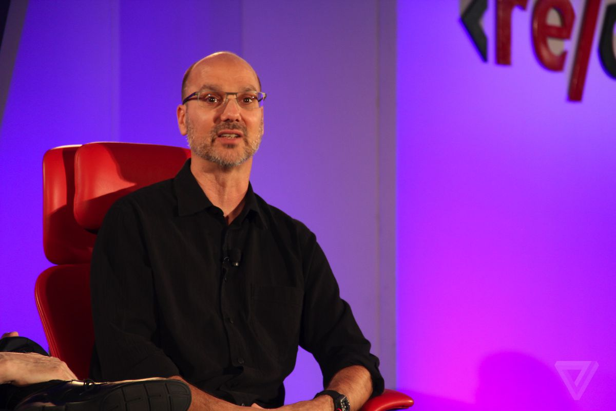 Android's founder Andy Rubin left Google after investigation