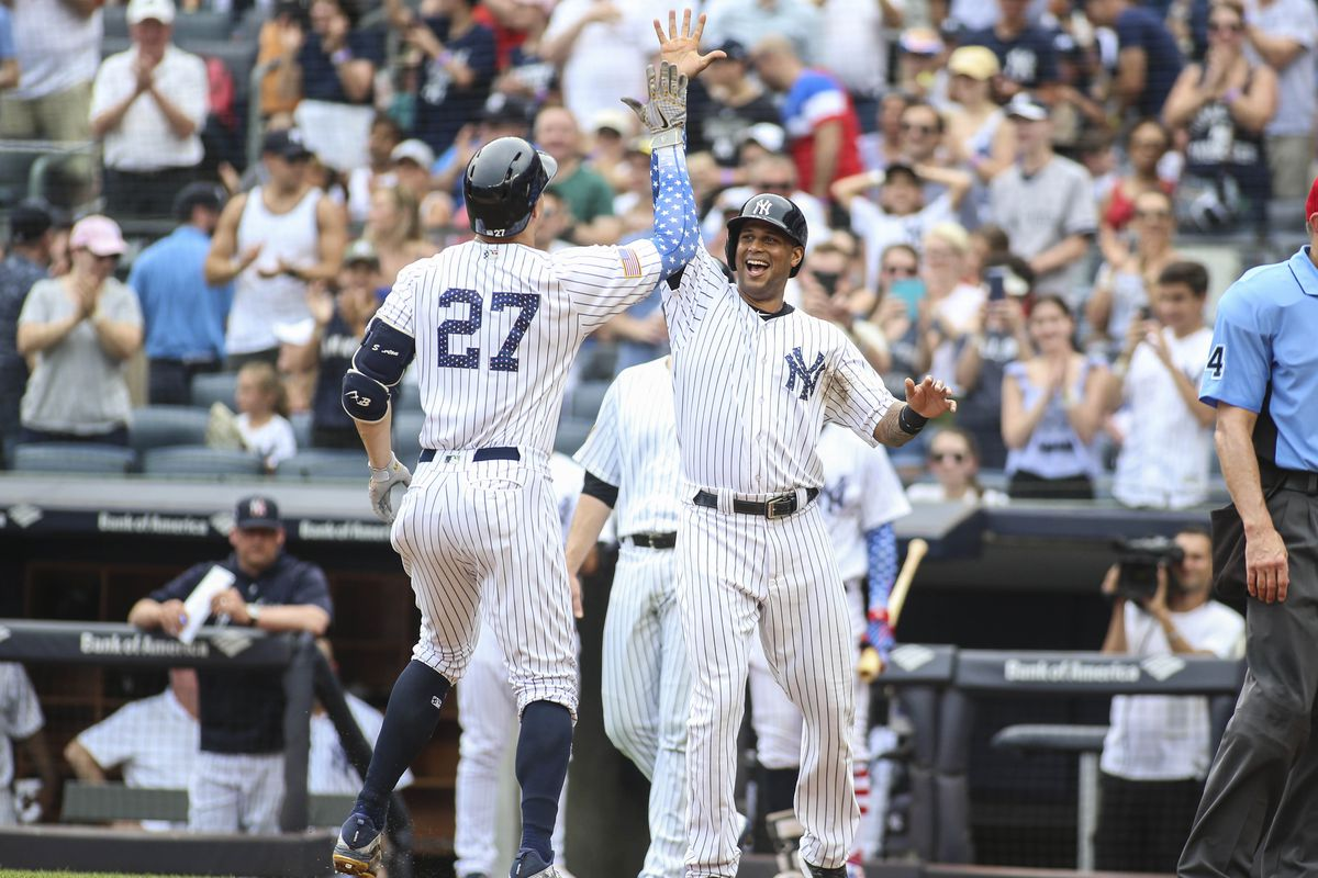 6c66017e7 Who are the Yankees' biggest 2018 All-Star Game snubs? - Pinstripe Alley
