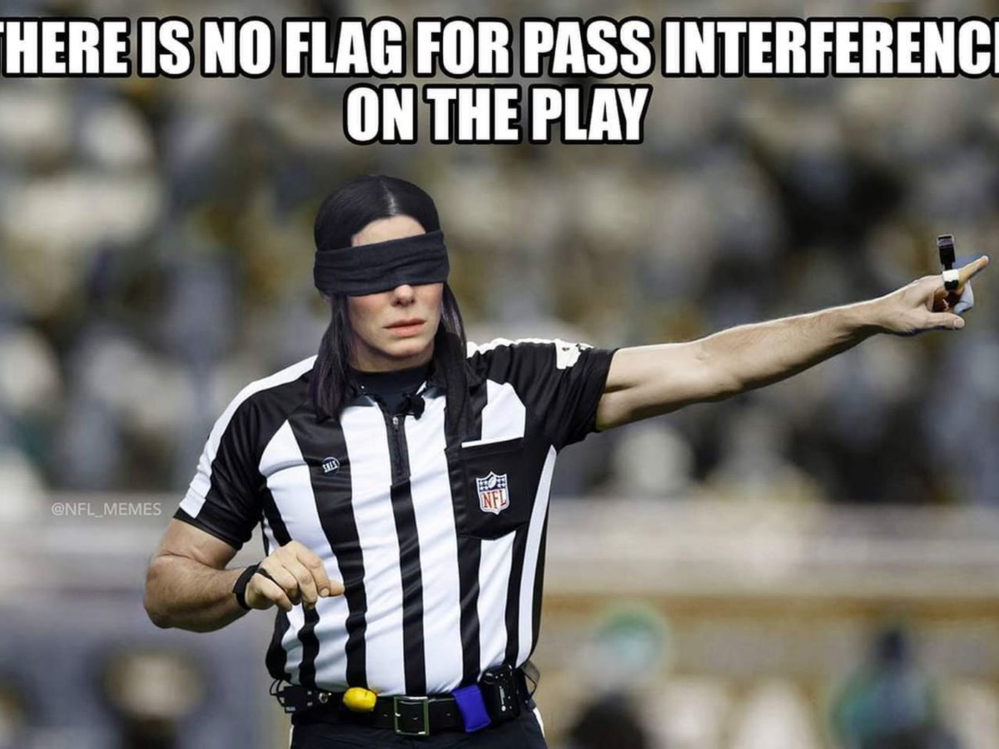 The Internet S Reaction To The Saints Rams No Call For Pass Interference Shows How Wild It Was Sbnation Com