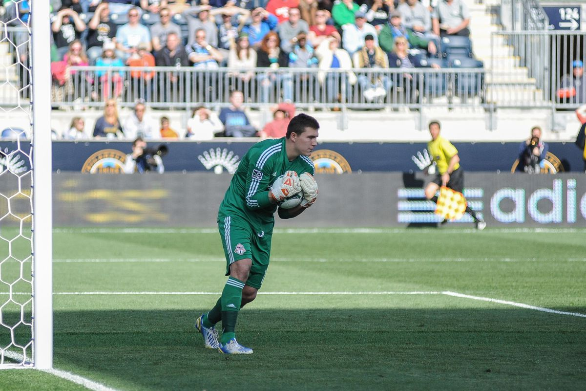 Joe Bendik: Probably looking for a quieter afternoon than the last time these teams played.