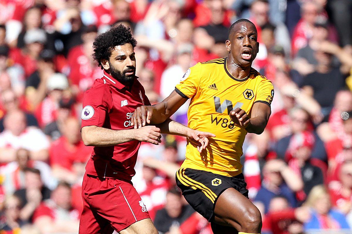 """Kết quả hình ảnh cho Wolverhampton Wanderers vs Liverpool"""""""