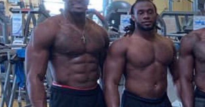 DK Metcalf is absurdly ripped, but his body fat probably isn't *that