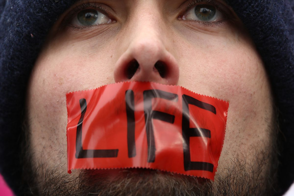 Annual March For Life Held In Washington DC