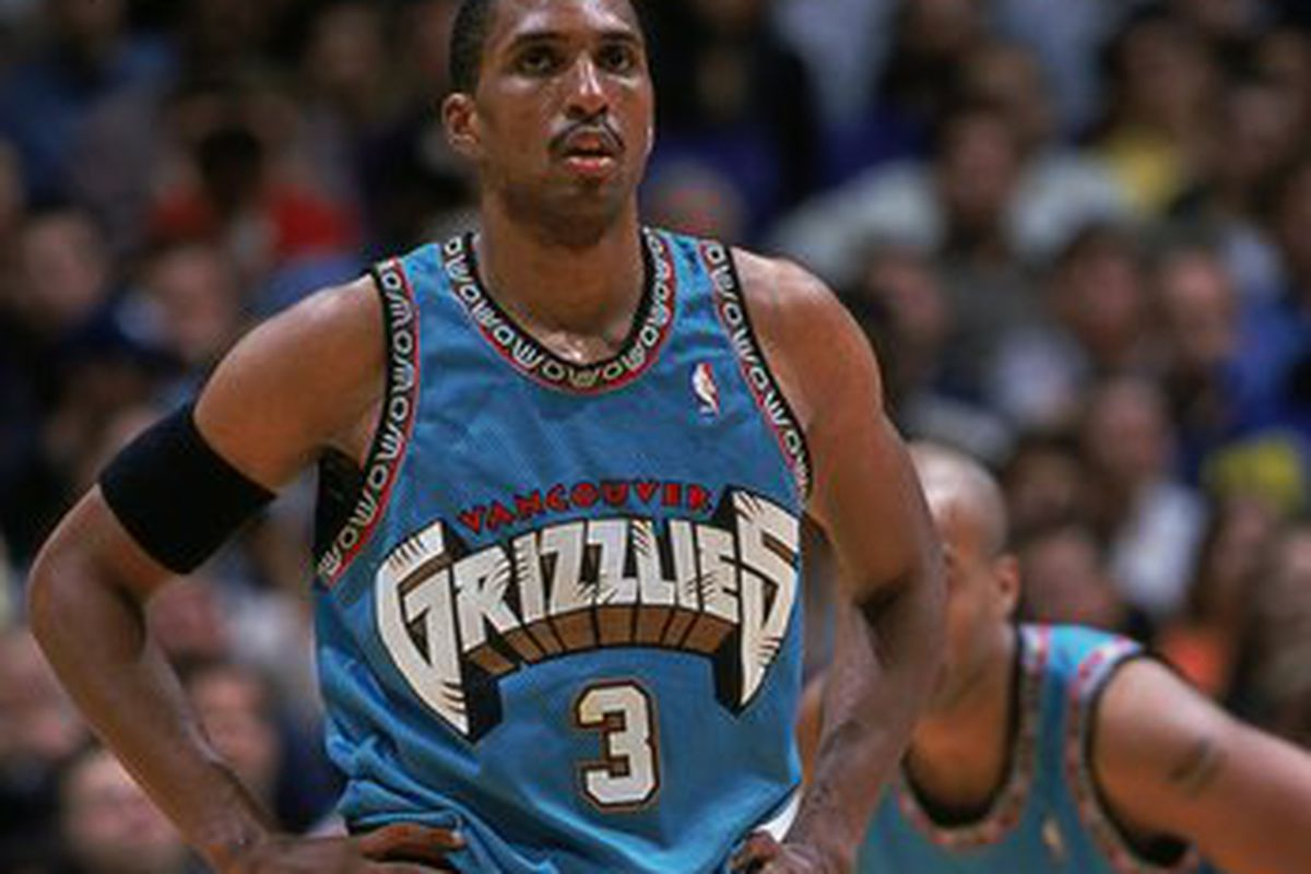 Can Ball Ray s Favorite Vancouver Grizzlies Raptors HQ