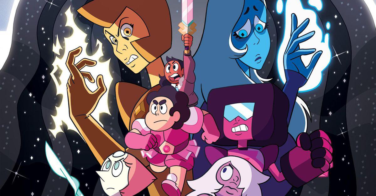 Steven Universe Diamond Days Gets Premiere Date Polygon
