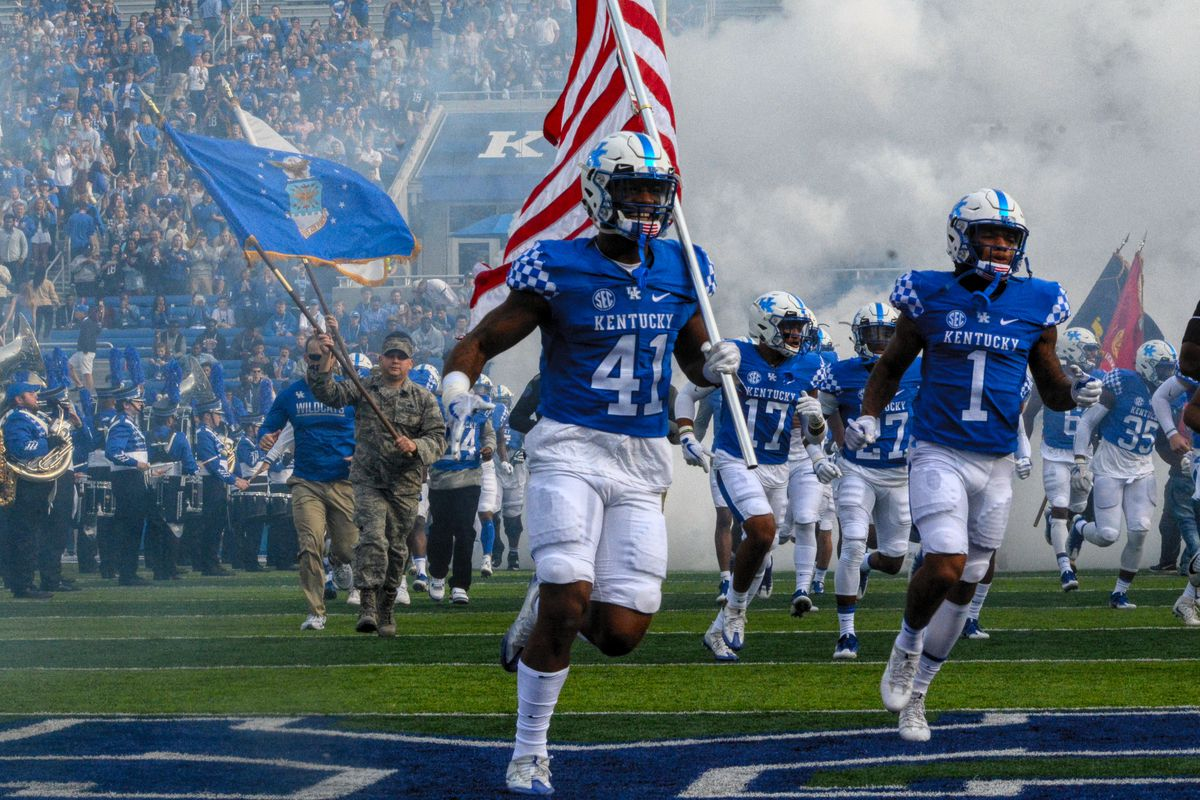 Image result for Middle Tennessee Blue Raiders vs Kentucky Wildcats