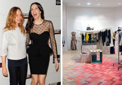 9ae93dbc5917 Stella McCartney Talks Met Ball Gossip at Her Saks Opening - Racked NY